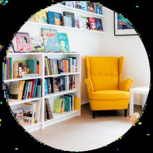 Knihkupectví Na poličce v Moravském Krumlově nabízí kvalitné dětskou literaturu