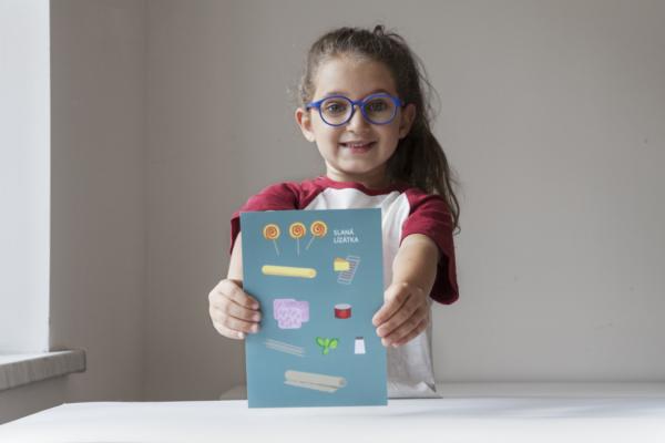 Děti vaří: Obrázkový recept pro malé kuchaře a kuchařky. Foto: Dora Pololáníková